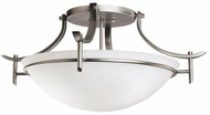 Kichler 3606AP Olympia Contemporary Antique Pewter Ceiling Lighting