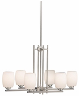 Kichler 3898 Eileen 30 Inch Diameter 6 Lamp Kitchen Island Lighting