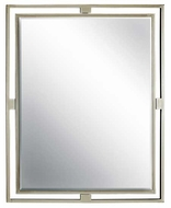 Kichler 41071NI Hendrik Wall Mirror in Brushed Nickel
