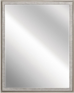 Kichler 41122RBG Millwright Rubbed Gray Wall Mounted Mirror