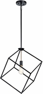 Kichler 42525BK Cartone Contemporary Black Drop Lighting