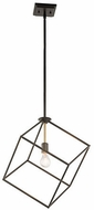 Kichler 42525OZ Cartone Contemporary Olde Bronze Drop Lighting