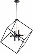 Kichler 42526BK Cartone Contemporary Black Drop Ceiling Lighting