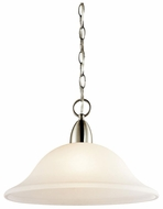 Kichler 42881NI Nicholson Brushed Nickel 1-lamp Drop Lighting Pendant