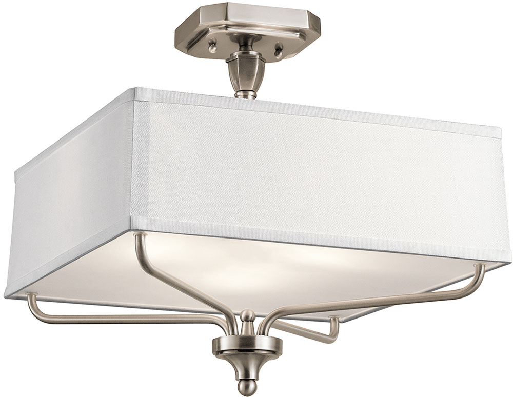 Kichler 43309clp arlo classic pewter ceiling light fixture kic kichler 43309clp arlo classic pewter ceiling light fixture loading zoom aloadofball Gallery