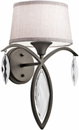 Kichler 43570OZ Casilda Olde Bronze Wall Sconce