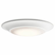 Kichler 43848WHLED27 White LED 2700K 7.5  Flush Mount Light Fixture