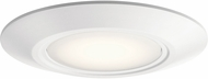 Kichler 43855WHLED30T Horizon Modern White LED Ceiling Light Fixture