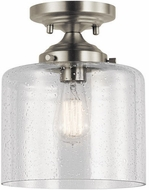 Kichler 44033NI Winslow Contemporary Brushed Nickel Ceiling Lighting