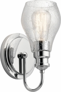 Kichler 45390CH Greenbrier Modern Chrome Wall Lighting