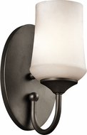 Kichler 45568OZL16 Aubrey Olde Bronze LED Lighting Wall Sconce