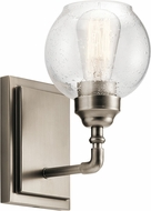 Kichler 45590AP Niles Modern Antique Pewter Wall Lighting Sconce