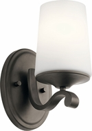 Kichler 45595OZ Versailles Olde Bronze Wall Light Sconce