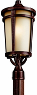 Kichler 49074BST Atwood Outdoor Post Light