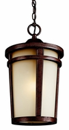 Kichler 49075BST Atwood Outdoor Hanging Pendant Light