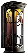 Kichler 49229OZLED Franceasi 25 Outdoor LED Wall Sconce