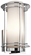 Kichler 49346PSS316 Pacific Edge Large Marine Grade Stainless Steel Exterior Wall Sconce