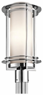Kichler 49349PSS316 Pacific Edge Marin Grade Stainless Steel Post Light Fixture