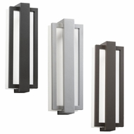 Kichler 49434 Sedo Contemporary 6 Wide LED Outdoor Wall Sconce Lighting