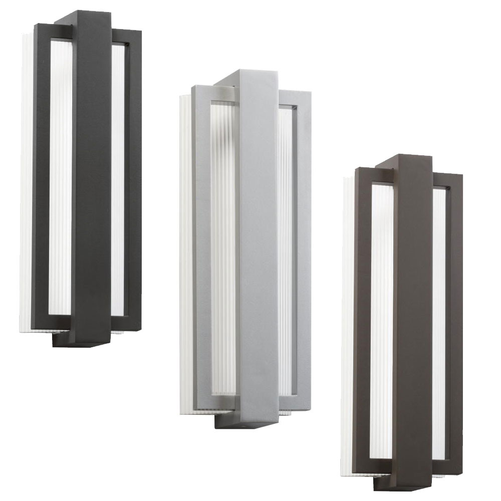 Kichler 49434 sedo contemporary 6 wide led outdoor wall sconce kichler 49434 sedo contemporary 6nbsp wide led outdoor wall sconce lighting loading zoom aloadofball Images
