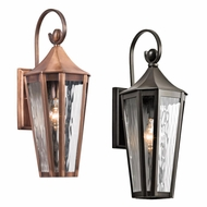 Kichler 49512 Rochdale Traditional 19.25 Tall Exterior Wall Sconce Lighting