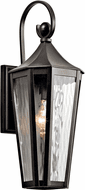 Kichler 49512OZ Rochdale Traditional Olde Bronze Outdoor 19 Lamp Sconce
