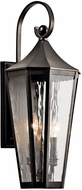 Kichler 49513OZ Rochdale Traditional Olde Bronze Exterior 25 Wall Sconce