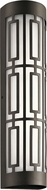 Kichler 49779OZLED Empire Contemporary Olde Bronze LED Outdoor Wall Lighting