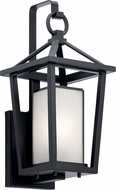 Kichler 49876BK Pai Black Outdoor Wall Lighting