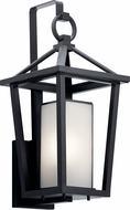 Kichler 49877BK Pai Black Exterior Sconce Lighting