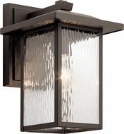 Kichler 49925OZ Capanna Olde Bronze Outdoor Lighting Wall Sconce