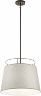 Kichler 52265OZ Marika Olde Bronze Drum Pendant Lighting