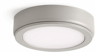 Kichler 6D24V27NIT 6D Series Contemporary Nickel Textured LED 2700K Under Counter Puck Light