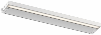 Kichler 6UCSK22WHT 6U Series Modern Textured White LED 22  Under Cabinet Light