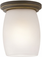 Kichler 8043OZSL16 Eileen Contemporary Olde Bronze LED Overhead Lighting Fixture