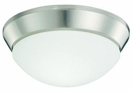 Kichler 8880 Rise Contemporary Small Flush Mount Ceiling Light