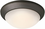 Kichler 8881OZL16 Olde Bronze LED Ceiling Light