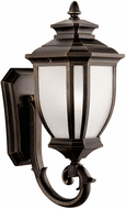 Kichler 9041RZ Salisbury Traditional Rubbed Bronze Outdoor Wall Light Sconce