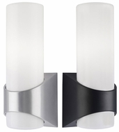 Kichler 9109 Celino Etched Opal 13 Inch Tall Modern Outdoor Sconce