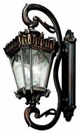 Kichler 9360LD Tournai Traditional 4-Lamp Outdoor Wall Sconce