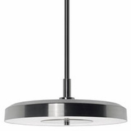 Kuzco 401170BN-LED Modern Brushed Nickel LED Mini Pendant Light Fixture