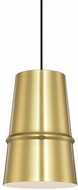 Kuzco 492208-GD Castor Contemporary Gold Mini Drop Lighting