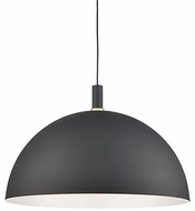 Kuzco 492332-BK-GD Archibald Modern Black / Gold 32  Pendant Light