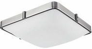 Kuzco 501103-LED Templeton Contemporary Brushed Nickel LED 9.5  Ceiling Lighting