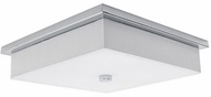Kuzco 501106-LED Contemporary Chrome LED 11.75  Ceiling Light Fixture