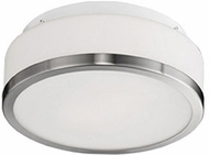 Kuzco 503902BN Contemporary Brushed Nickel 12.5  Ceiling Lighting