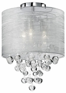 Kuzco 52152 Chrome Ceiling Lighting