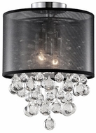 Kuzco 52152B Chrome Overhead Lighting