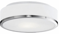 Kuzco 599002BN Contemporary Brushed Nickel Home Ceiling Lighting