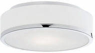 Kuzco 599002CH Modern Chrome Overhead Light Fixture